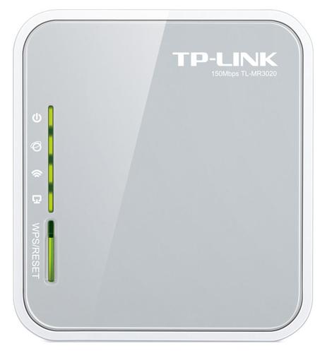 TP-LINK TL-MR3020 (Grau, Weiß)