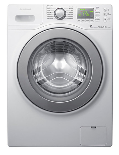 Samsung WF7802 Freistehend 8kg 1200RPM A+++ Weiß Front-load (Weiß)