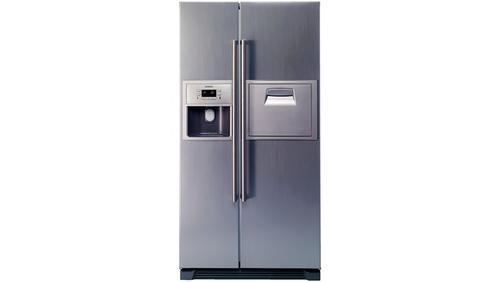 Amerikanischer Kühlschrank Günstig Kaufen : Siemens ka60na45 side by side kühlschrank edelstahl in hamburg