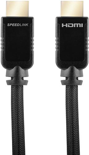 SPEEDLINK 5m, HDMI M/M (Schwarz)
