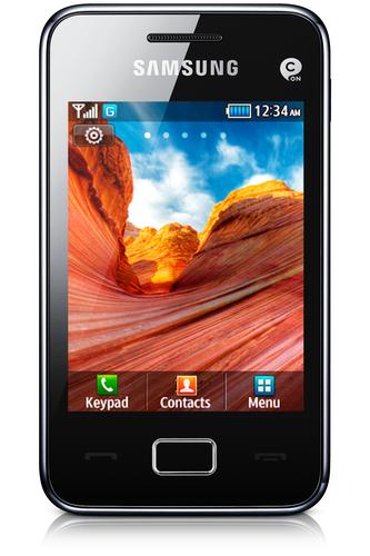 """Samsung S5220 3"""" 96g Schwarz (Schwarz)"""