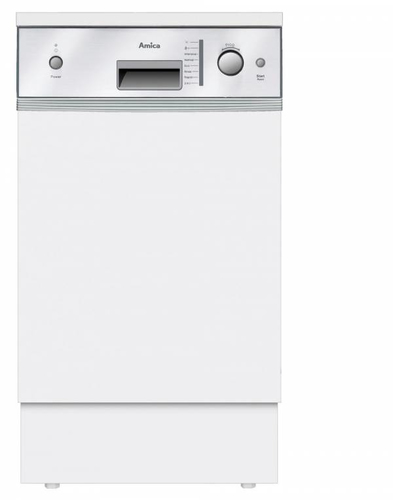 Amica EGSP 14065 E (Weiß)