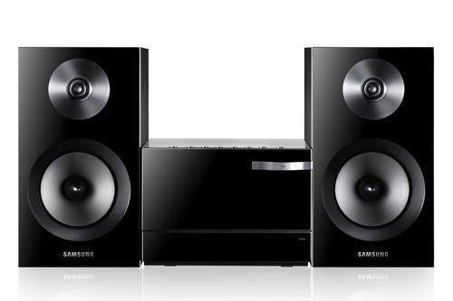 Samsung MM-E330D Homestereoanlage (Schwarz)