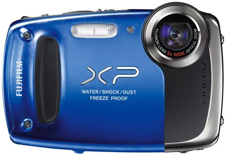 Fujifilm FinePix XP50 (Blau)