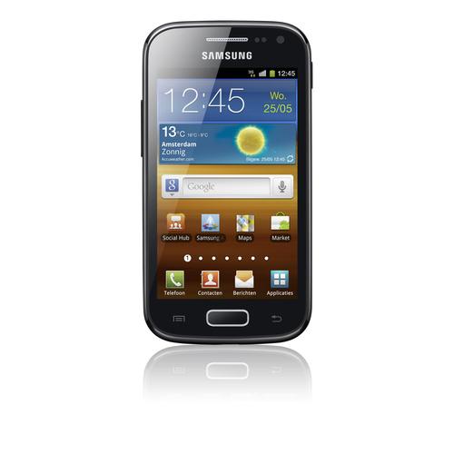 Samsung Galaxy Ace 2 GT-I8160 2.1GB Schwarz (Schwarz)