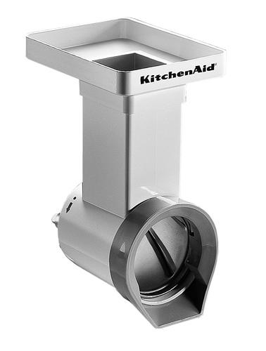 KitchenAid MVSA Mixer / Küchenmaschinen Zubehör (Silber, Weiß)