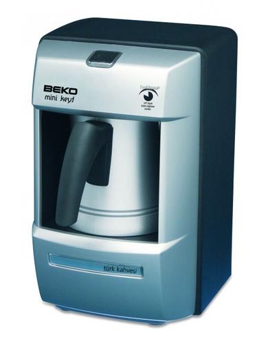 Beko BKK 2113 M Kaffeemaschine (Silber)