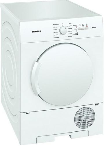 Siemens WT44C102NL Wäschetrockner (Weiß)