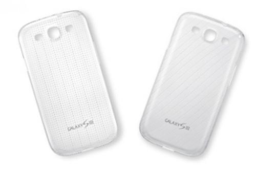 Samsung EFC-1G6S (Transparent, Weiß)