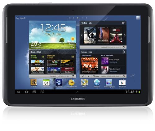 Samsung Galaxy Note 10.1 16GB 3G Grau (Grau)