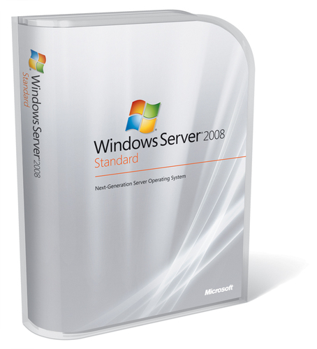 Microsoft Windows Server 2008, OLP B, AE, Device CAL, EN