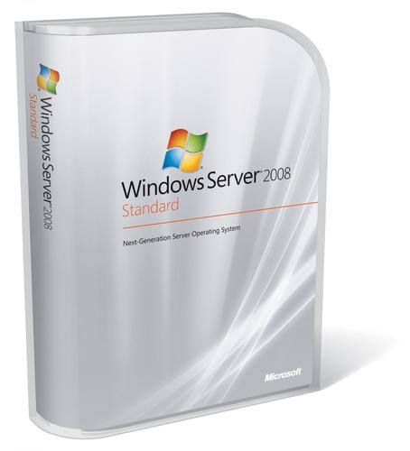 Microsoft Windows Server 2008, OLP B, AE, Device CAL, EN