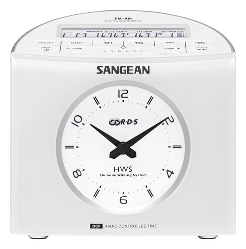 Sangean RCR-9 Radio (Schwarz)