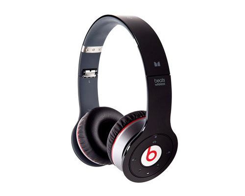 Beats by Dr. Dre Beats Wireless (Schwarz)