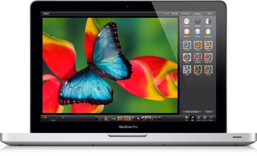 "Apple MacBook Pro 15"" (Silber)"