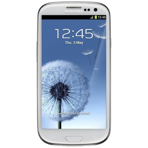 Samsung Galaxy S III GT-I9300 32GB Weiß (Weiß)