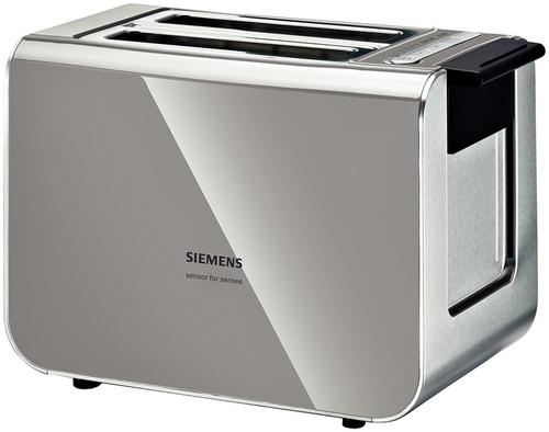 Siemens TT86105 Toaster (Schwarz, Grau)