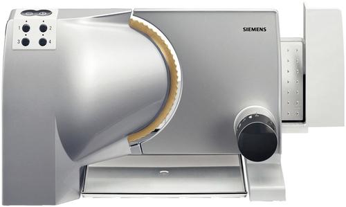 Siemens MS78002N Aufschnittmaschine (Metallisch)