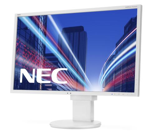 NEC EA224WMi (Weiß)