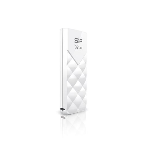 Silicon Power Ultima U03 32GB 32GB USB 2.0 Weiß USB-Stick (Weiß)
