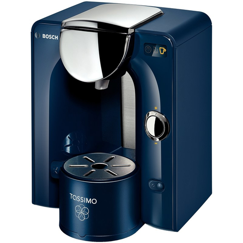 Bosch TAS5545 Kaffeemaschine (Blau, Chrom)