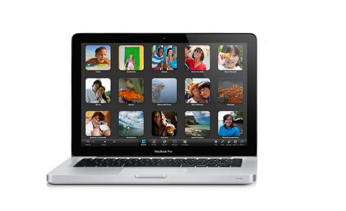 "Apple MacBook Pro 13"" (Silber)"