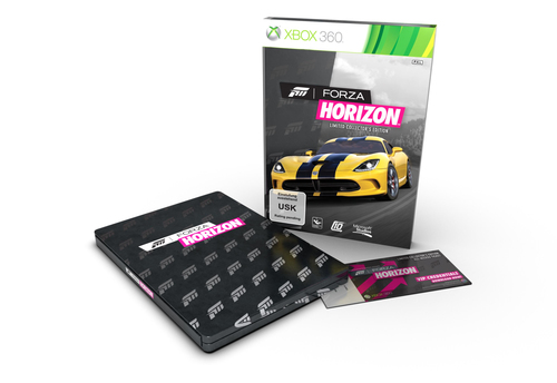 Microsoft Forza Horizon Limited Edition