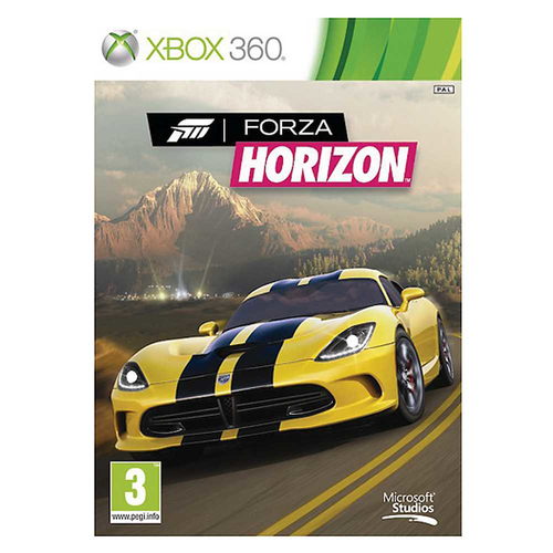 Microsoft Forza Horizon