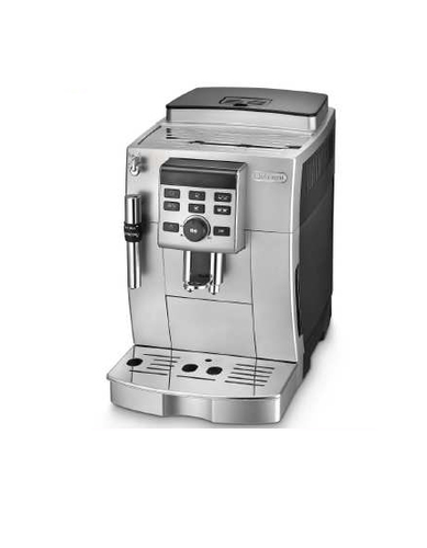 DeLonghi ECAM 25.120.SB Kaffeemaschine (Schwarz, Silber)