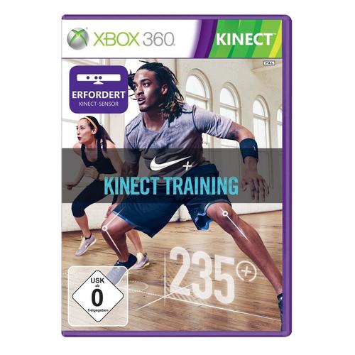 Microsoft Nike+ Kinect Training