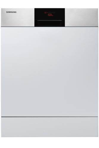 Samsung DW-SG720T Spülmaschine (Schwarz, Edelstahl, Weiß)