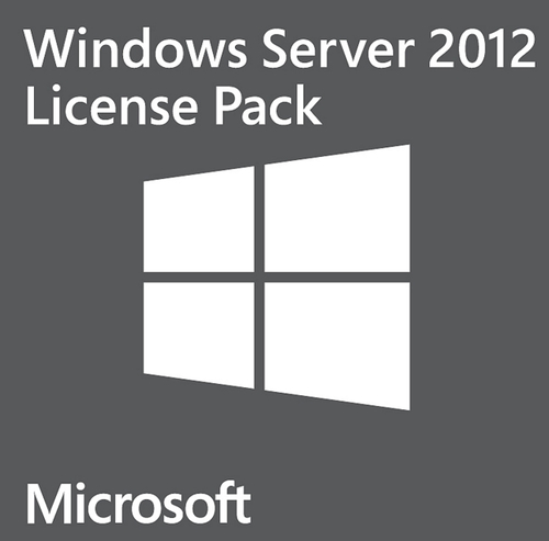 Microsoft Windows Server 2012, CAL, 5 Devices, Deutsch