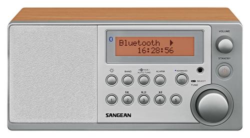Sangean DDR3-1BT (Walnuss)