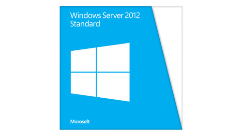 Microsoft Windows Server Standard 2012 64-bit