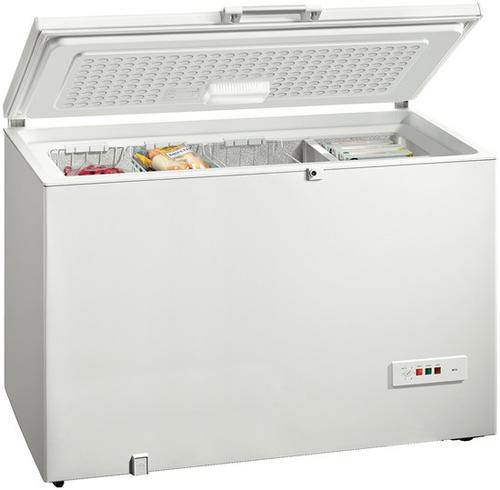 Siemens GC33MAW40 Gefriermaschine (Weiß)