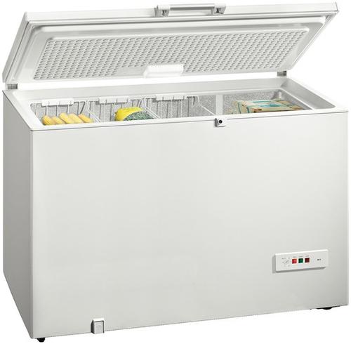 Siemens GC34MAW30 Gefriermaschine (Weiß)