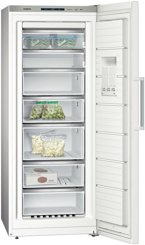 Siemens GS54NAW30 Gefriermaschine (Weiß)