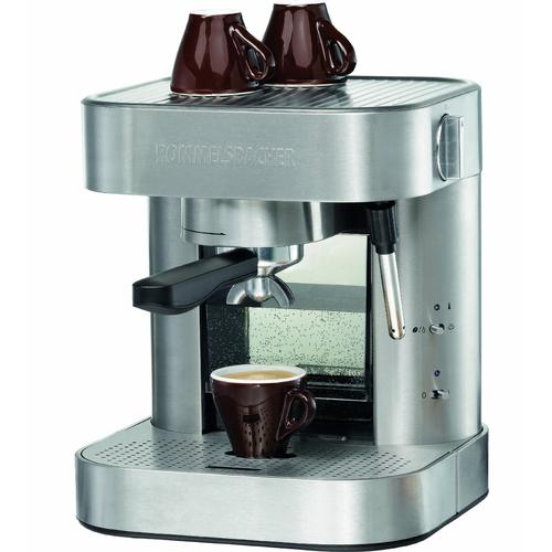 Rommelsbacher EKS 1500 Kaffeemaschine (Edelstahl)