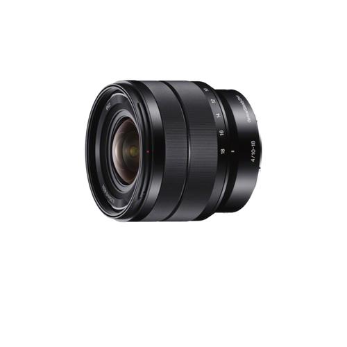Sony SEL1018 Kameraobjektiv (Schwarz)