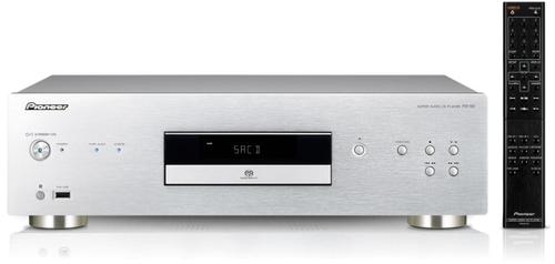 Pioneer PD-50-S CD-Spieler u. -Recorder (Silber)
