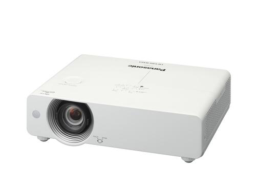 Panasonic PT-VW431D Beamer/Projektor (Weiß)