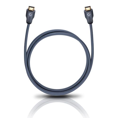 OEHLBACH 134 HDMI-Kabel (Grau)