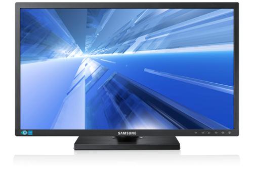 "Samsung LS22C45KBWV 22"" Black LED display (Schwarz)"