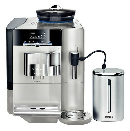 Siemens EQ.7 Plus aromaSense (Silber)