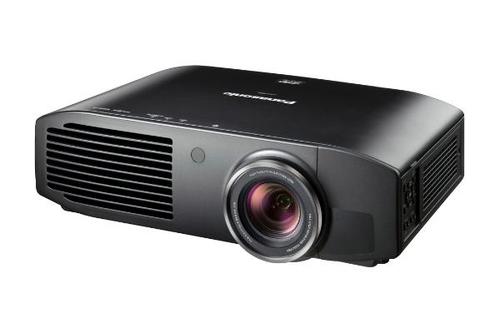 Panasonic PT-AT6000E Beamer/Projektor (Schwarz)