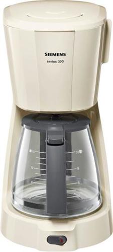 Siemens TC3A0107 Kaffeemaschine (Cream, Grau)