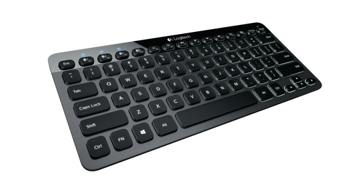 Logitech Bluetooth Illuminated Keyboard K810 (Aluminium)