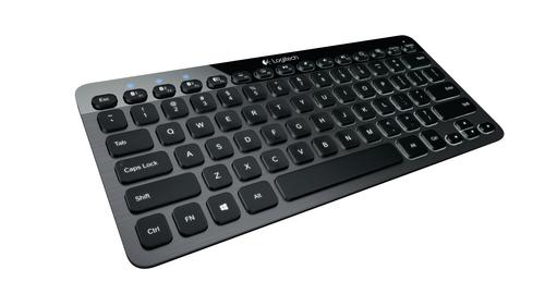 Logitech Bluetooth Illuminated Keyboard K810 (Aluminium)