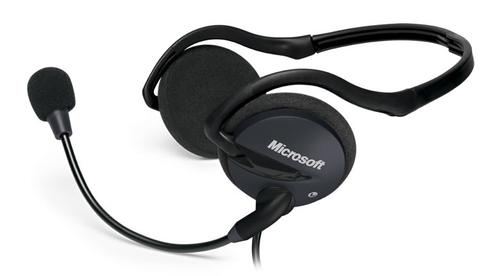 Microsoft LifeChat LX-2000 (Schwarz)