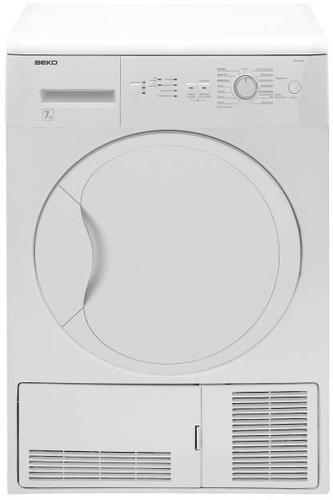 Beko DCU 7230 Wäschetrockner (Weiß)